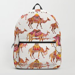 Camel Train Backpack