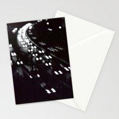 lights over 18 Stationery Cards