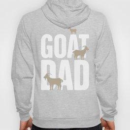 Goat Dad Hoody