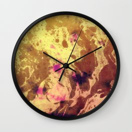 ballroom blitz Wall Clock