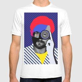 Solomun By Sebas Rivas T-shirt