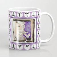 bleach Mugs featuring Grounding Essence  by CrismanArt