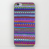 emerald iPhone & iPod Skins featuring Emerald by Erin Jordan