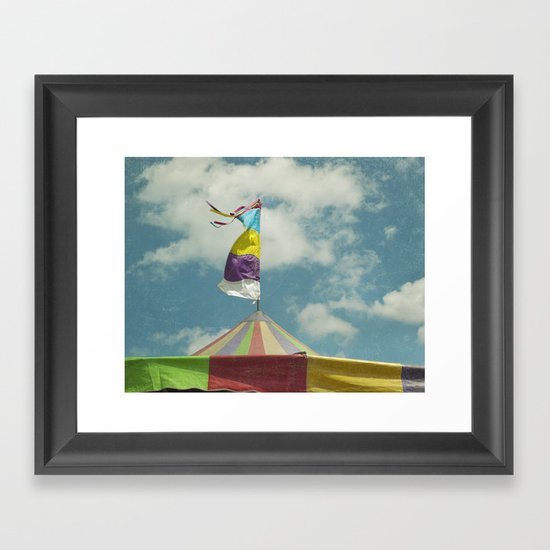 Big Top #6 Framed Art Print