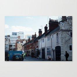 Pavilion Road Canvas Print