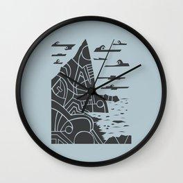 Saint Ann's Finger Wall Clock