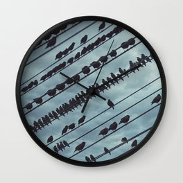 Parallel Murmuration Wall Clock