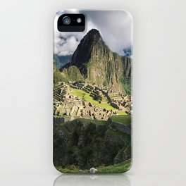 Machu Picchu, Peru iPhone Case