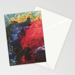 The Universe behind my minds eye Stationery Cards
