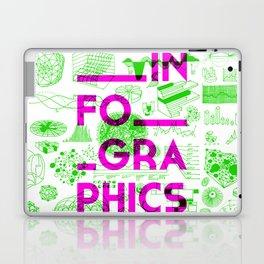 INFOGRAPHICS 2 Laptop & iPad Skin