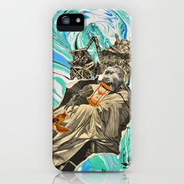 Political Tensions iPhone Case