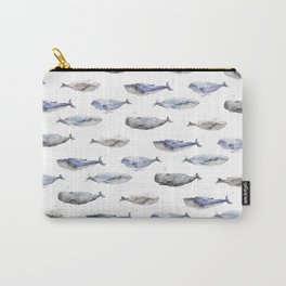 Whales study Carry-All Pouch