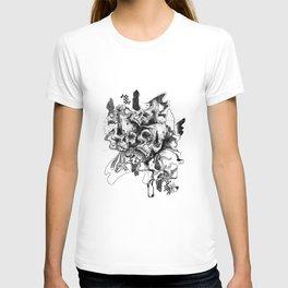 liquidskulls T-shirt