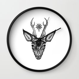 Anointed Wall Clock