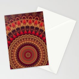 Mandala 458 Stationery Cards