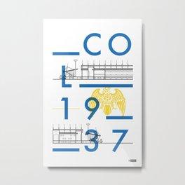 Weston Homes Community Stadium - Colchester United Metal Print