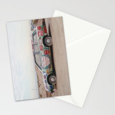 Car Art Stationery Cards