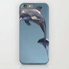 Geometric Dolphin Slim Case iPhone 6s