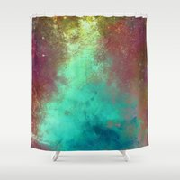justin timberlake Shower Curtains featuring σ Octantis by Nireth