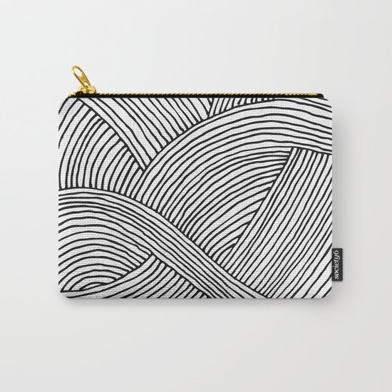 wire 02 Carry-All Pouch