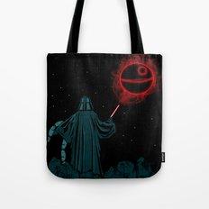 The Darth Lord Tote Bag