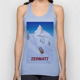 Zermatt Unisex Tank Top