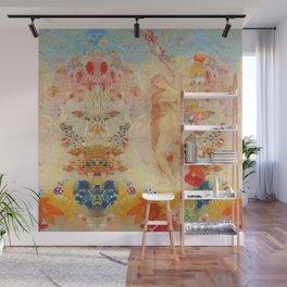 Pandora reimagined Wall Mural