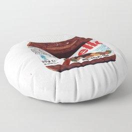 Nutella Floor Pillow