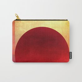 Circle Composition XIII Carry-All Pouch
