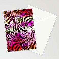 Wild Zebra Stationery Cards