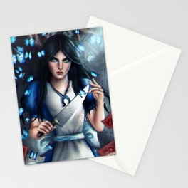 Madness Returns Stationery Cards