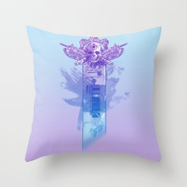 Gears of War Throw Pillow