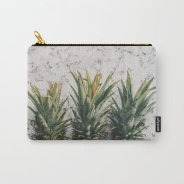 Pineapple Luxe Carry-All Pouch