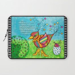 Momma Bird Laptop Sleeve