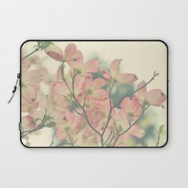 Vintage Dogwoods Laptop Sleeve