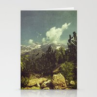 italian Stationery Cards featuring Italian Mountains by Dirk Wuestenhagen Imagery