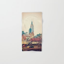 Vintage NYC - Repost for size update Hand & Bath Towel
