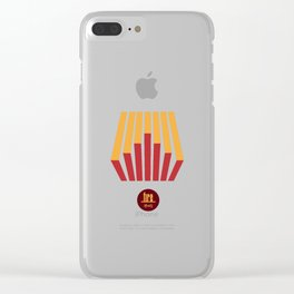 Ignis / Fire Clear iPhone Case