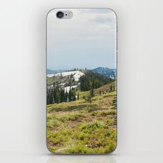 BITTERROOT MOUNTAINS  iPhone & iPod Skin