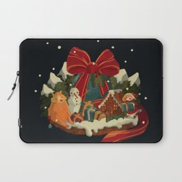 Christmas Island Laptop Sleeve