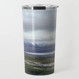 Winter Skye Travel Mug