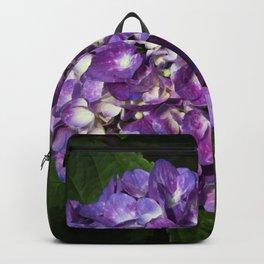 Hydrangea Flower Backpack