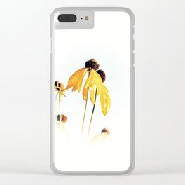 Happy Accident Clear iPhone Case
