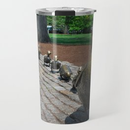 Make Way for Ducklings Travel Mug