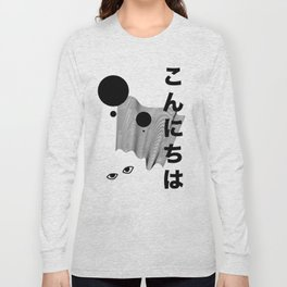 Japan // 3 Long Sleeve T-shirt