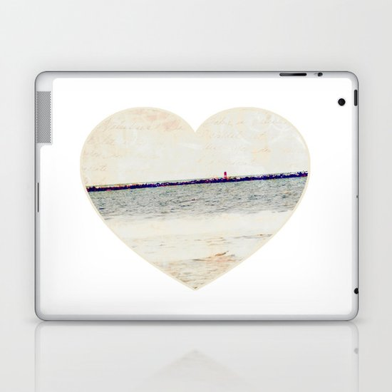 Summer Romance Laptop & iPad Skin
