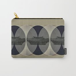 oriental roof Carry-All Pouch