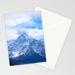 Mountains on My Mind Stationery Cards