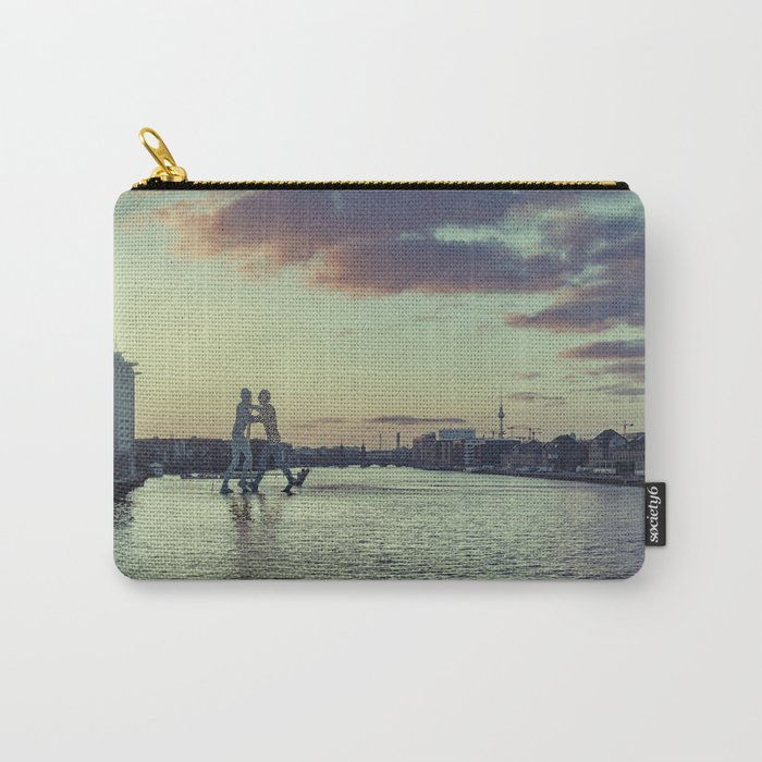 Molecule Man Carry-All Pouch