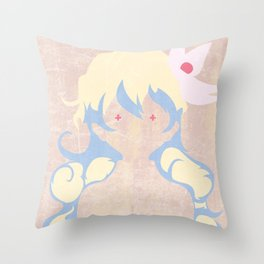 Minimalist Nia Throw Pillow